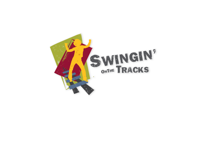 Science Museum of Virginia Swinging on the Tracks Music Series logo