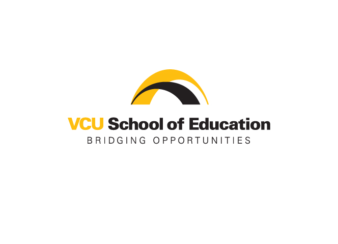 VCU School of Education logo