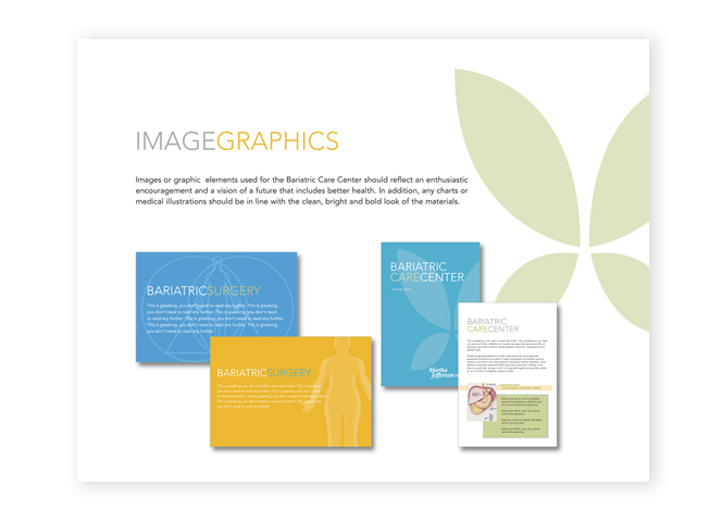 Martha Jefferson Hospital Bariatrics identity concepts image graphics