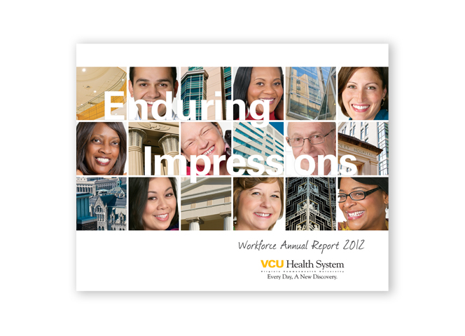 VCU Health System Workforce Annual Report cover